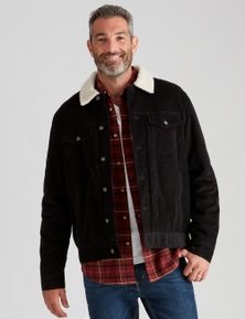 Rivers Sherpa Cord Jacket