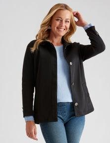 Rivers Funnel Neck Jersey Jacket