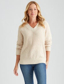 Rivers Fisherman Cable Jumper