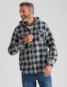 Rivers Hooded Polarfleece Shirt