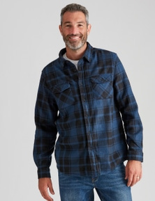 Rivers Long Sleeve Polarfleece Shirt