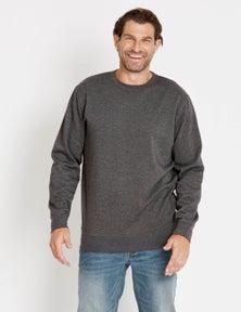 Rivers Basic Crew Neck Sweatshirt