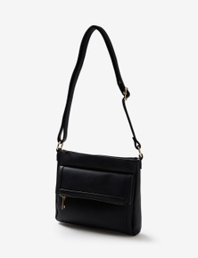 Rivers Foldover Crossbody Handbag