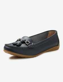 Rivers Leathersoft Trim Loafer