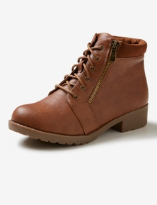 Riversoft Lace-Up Boot