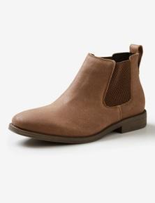 Rivers Men's Suede Boot