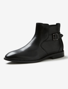Rivers Men's Leather Dress Boot