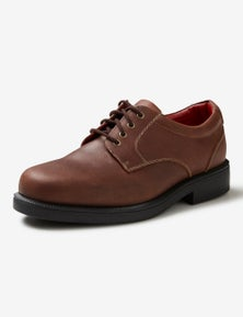 Rivers Leather Lace Up