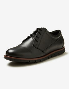 Rivers Leather Lace-Up