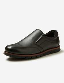 Rivers Leather Slip-On Dress Shoe