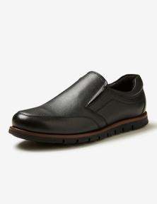 Rivers Leather Slip-On Dress Shoe