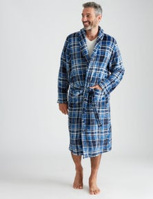 Rivers Check Robe