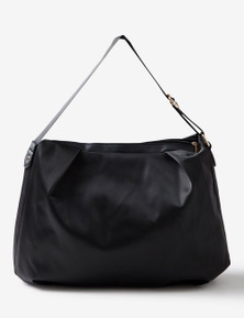 Rivers Fabric Slouch Shoulder Bag