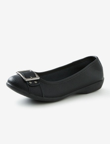 Rivers Leatherspft Trim Casual Ballet