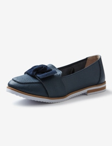 Rivers Leathersoft Knot Casual Loafer