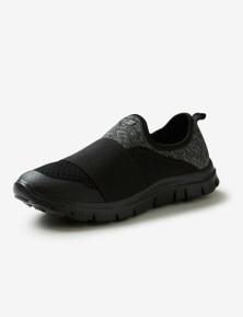 Rivers Barefoot Memory Foam Elastic Athletic Slip-On