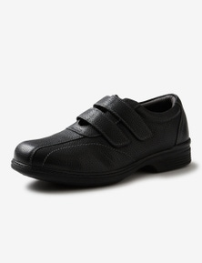 Rivers Leather Double Rip Tape Casual Shoe
