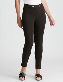 Rivers Panelled Front Ponte Pant
