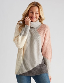 Rivers Fancy Cable Long Cardigan