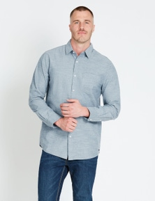 Rivers Long Sleeve Denim Shirt