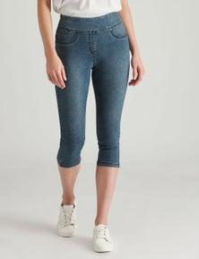 Rivers Comfort Crop Jean