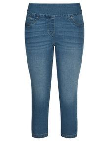 Rivers Comfort Crop Jeans