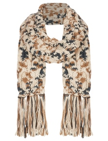 Rivers Cable Colour Scarf