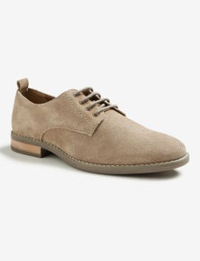 Rivers Suede Lace Up
