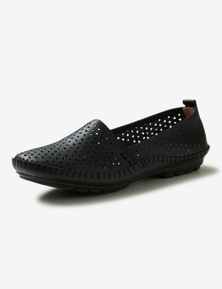 Rivers Leathersoft Casual Shoe