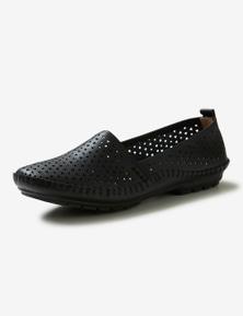 Rivers Leathersoft Shoe