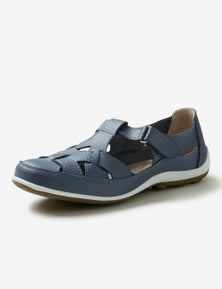 Rivers Leathersoft Cage Shoe