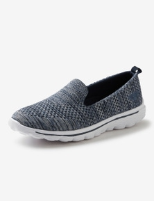 Rivers Barefoot Memory Foam Knit Slip-On