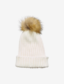 Rivers Pom Pom Fashion Beanie