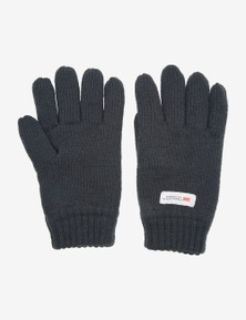 THINSULATE GLOVES CHARCOAL