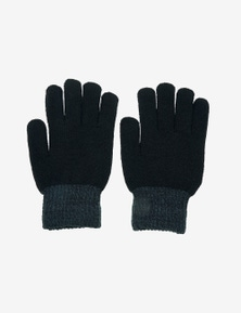 HEAT KEEPER GLOVES CHARCOAL