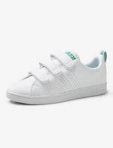 Adidas Mens Triple Strap Advantage Sneaker