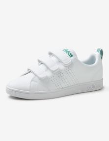 Adidas Mens Triple Strap Advantage Sneaker