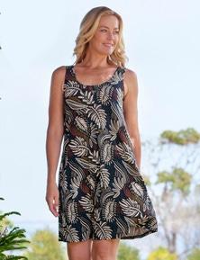 Rivers Sleeveless Jersey Midi Dress