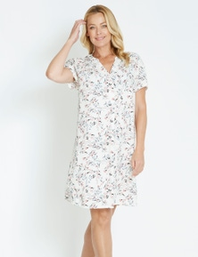 Rivers Extended Sleeve Shift Dress