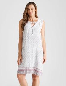 Rivers Bib Sleeveless Dress
