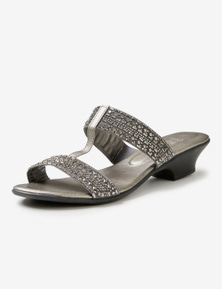Rivers Charity Jewelled Dress Sandal Mule