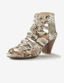 Rivers Riversoft Strappy Lasercut Dress Sandal