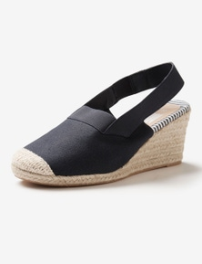 Riversoft Espadrille Wedge