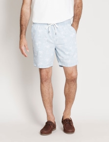 Rivers Volley Short- Cotton Printed