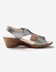 Rivers Leathersoft Asymetric Sandal