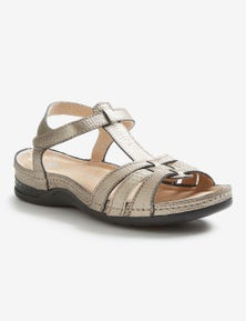 Rivers Leathersoft Strappy Sandal