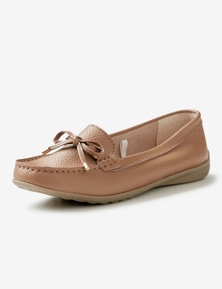 Rivers Leathersoft Bow Loafer