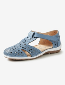 Rivers Leathersoft Cage Casual