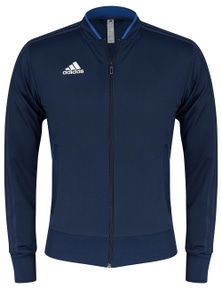 Adidas Mens Condivo Long Sleeve Zip Through Jacket