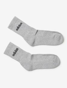 Adidas Unisex Crew 3 Pack Socks